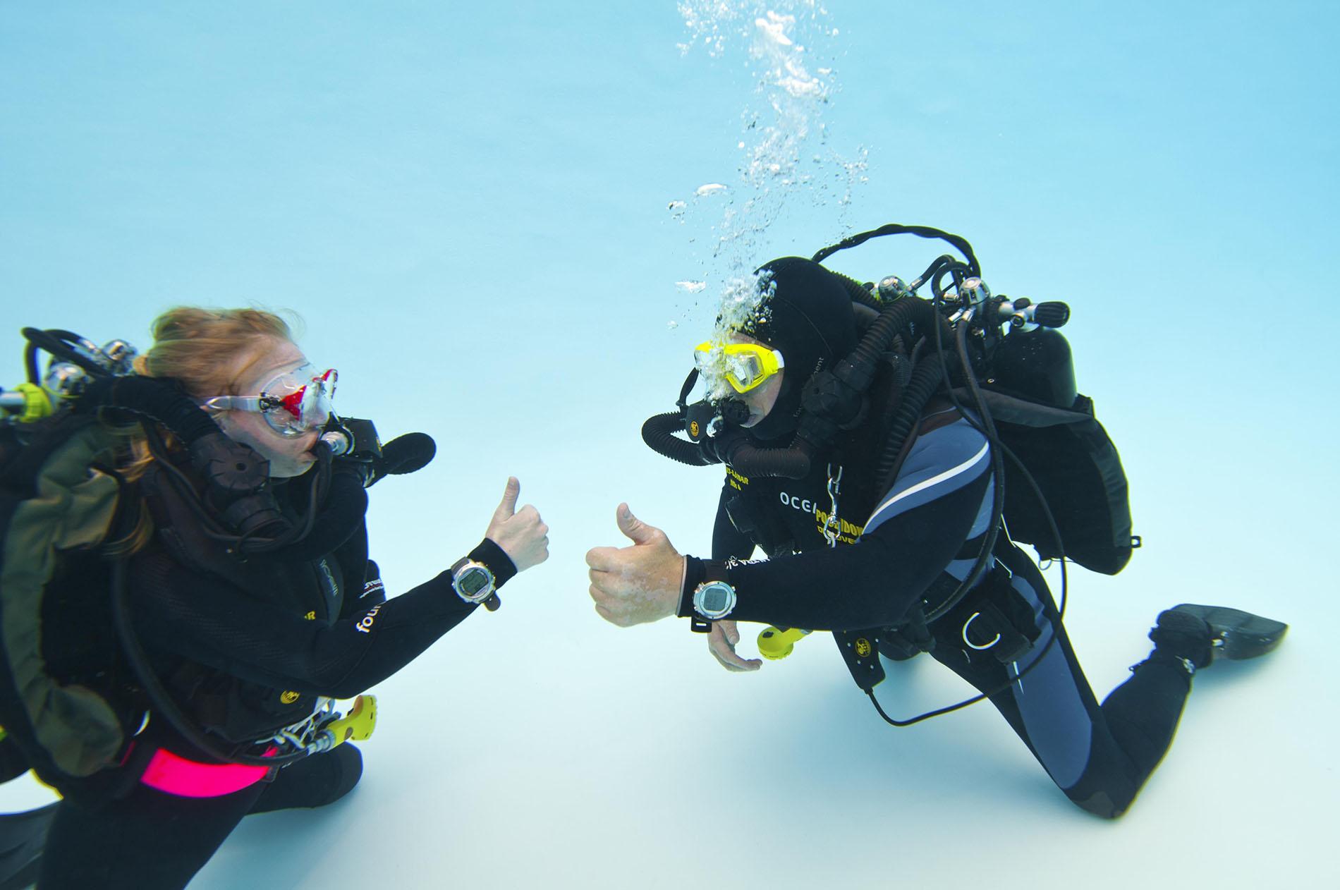 Scuba Diver (SD)