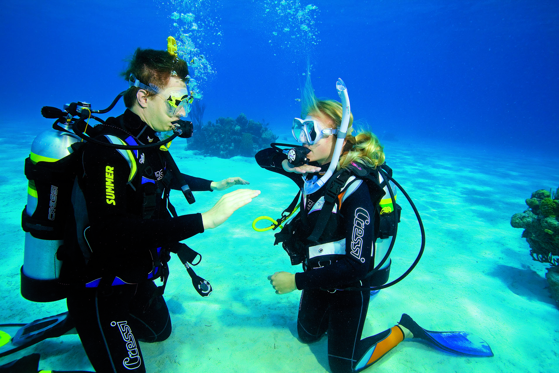 Advanced Open Water Diver Course (AOWD)